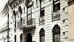 Primera sede del Banco Central de Venezuela (BCV)